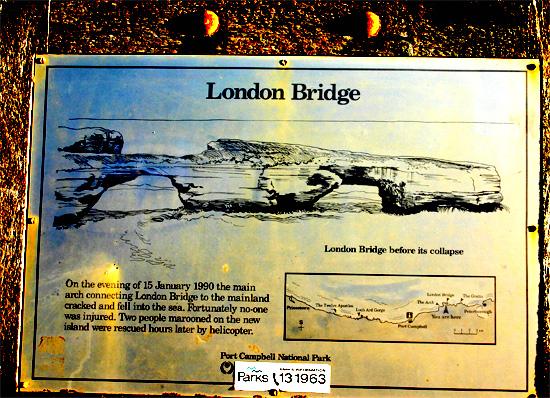 London Bridge - Port Campbell National Park